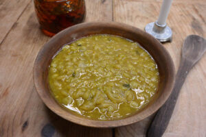 Thick Pea Soup